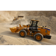 SEM636D 3 TON WHEEL LOADER DIJUAL